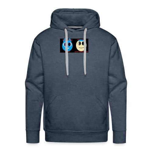JSP and Nintendo Pony - Men's Premium Hoodie