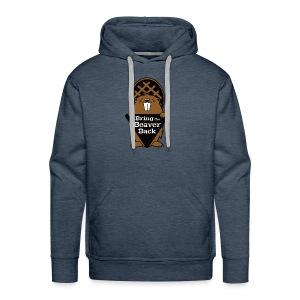Bring the Beaver Back - Men's Premium Hoodie