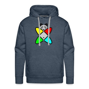 SCIENCE PANDA - Men's Premium Hoodie