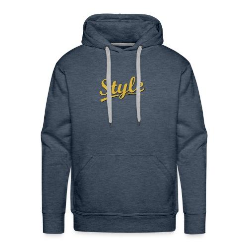 Step in style merchandise - Men's Premium Hoodie