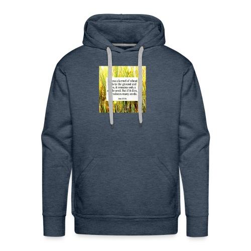 Seed Sower - Men's Premium Hoodie
