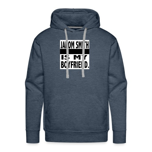 Jarom IS MY BOYFRIEND WORDS - Men's Premium Hoodie