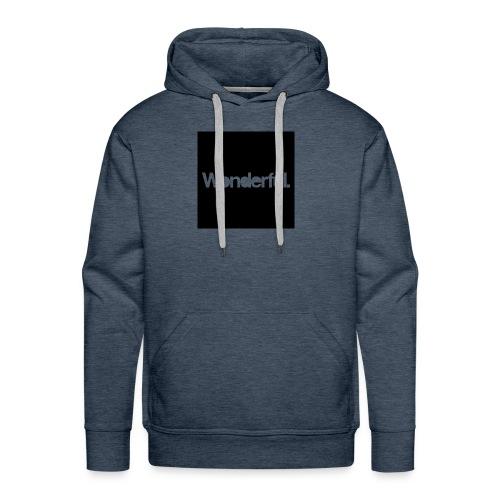 Wonderful - Men's Premium Hoodie