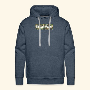 Cascade money camo - Men's Premium Hoodie