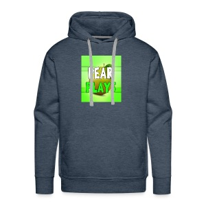 Phone Case Pear Plays Logo - Men's Premium Hoodie