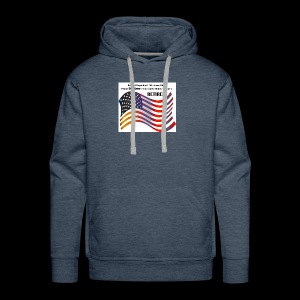 retired Military Dependents - Men's Premium Hoodie