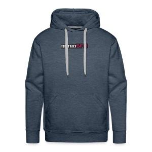 RetroSFX logo - Men's Premium Hoodie