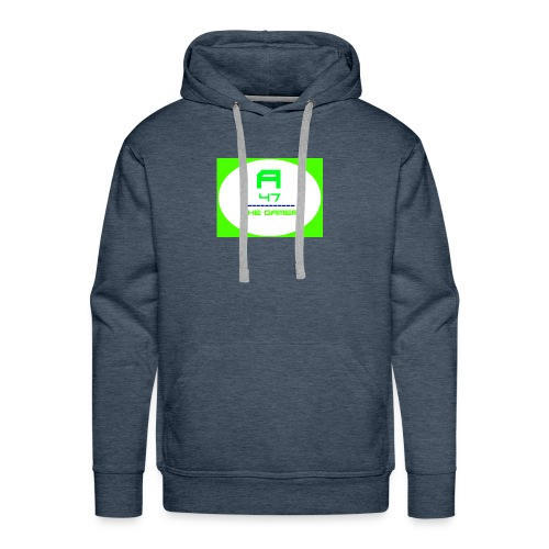 Logo 4 - Men's Premium Hoodie