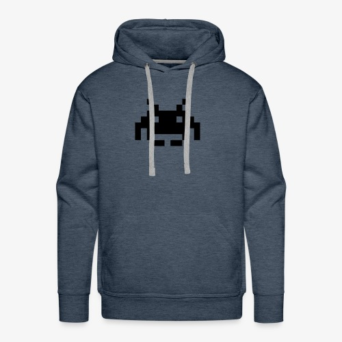 Space Invader - Men's Premium Hoodie