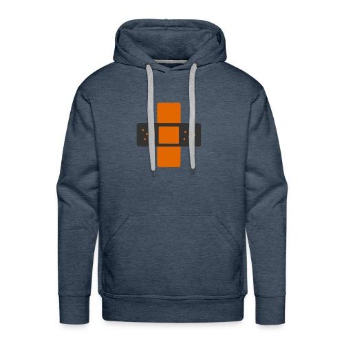 bloggingaid-icon - Men's Premium Hoodie