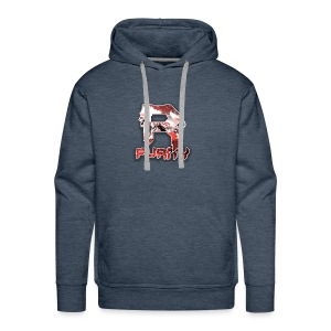Rose_Purity - Men's Premium Hoodie