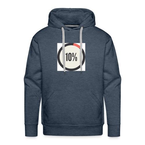 10% Album - Men's Premium Hoodie