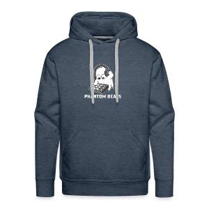 PhantomBeats Official Logo 2 - Men's Premium Hoodie