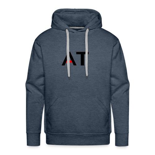 AdrenalineTech Logo Design - Men's Premium Hoodie