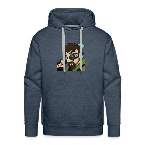Iskall85 Avatar - Men's Premium Hoodie