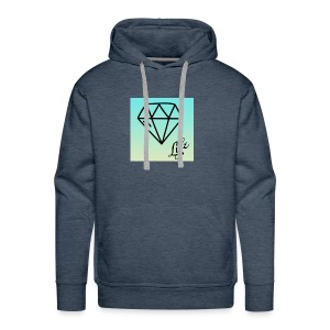 diamond life - Men's Premium Hoodie