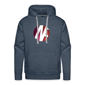 Nameless Films Logo - Men's Premium Hoodie