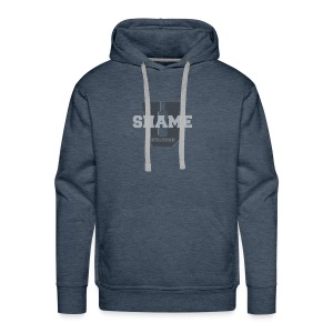Shame On You Series by Teresa Mummert - Men's Premium Hoodie