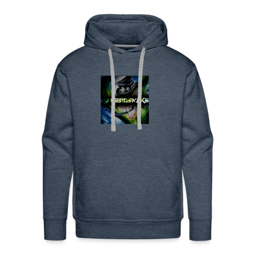 DJDEADSNAKE one of a kind sweatshirt - Men's Premium Hoodie