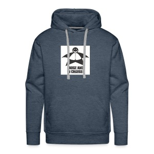 Large and in Charge - Men's Premium Hoodie