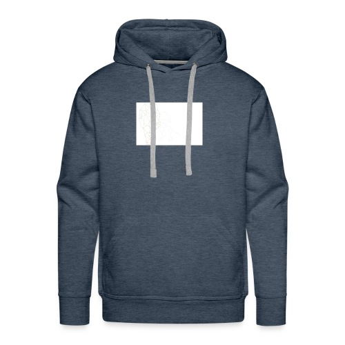 Lion Outlined image for shirt - Men's Premium Hoodie