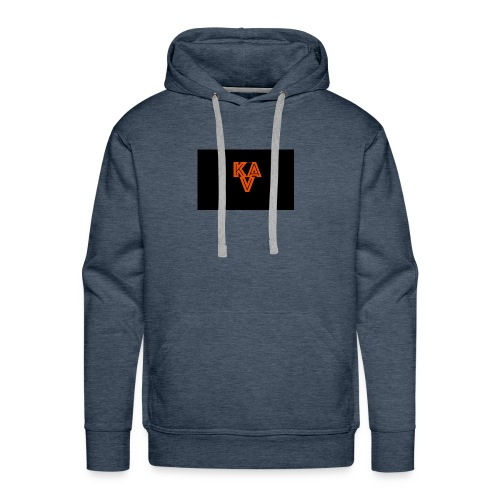 A NATION - Men's Premium Hoodie