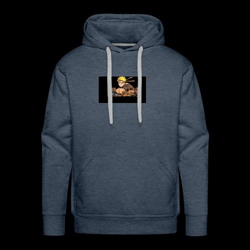 Billcams logo - Men's Premium Hoodie