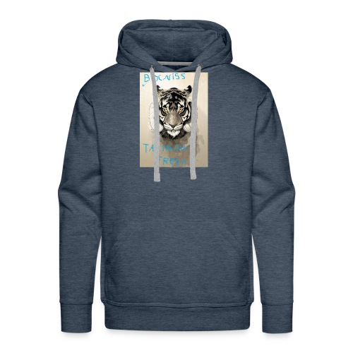 tah.tah.tah clan fan hoodie - Men's Premium Hoodie