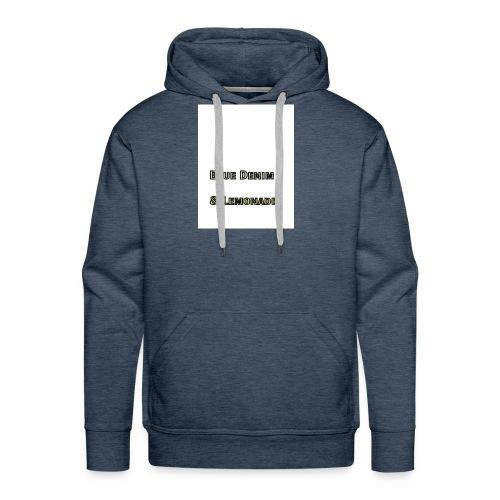Blue Denim and Lemonade Brand - Men's Premium Hoodie