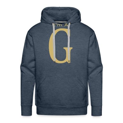 I'm a Genius - Men's Premium Hoodie