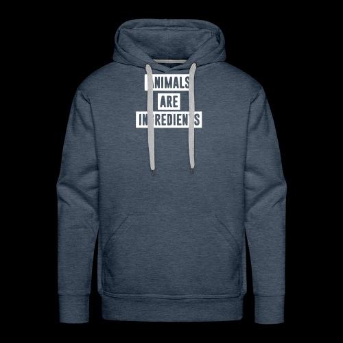 animals - Men's Premium Hoodie