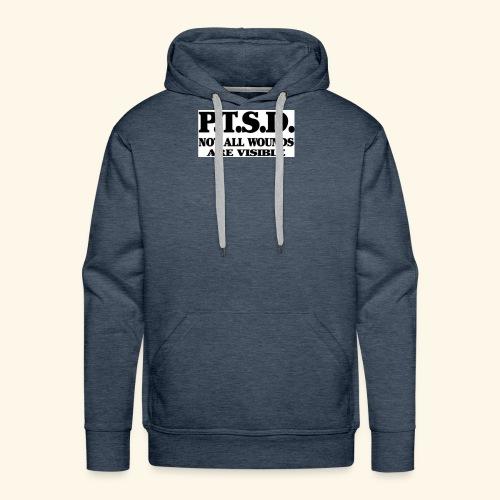 PTSD - Men's Premium Hoodie