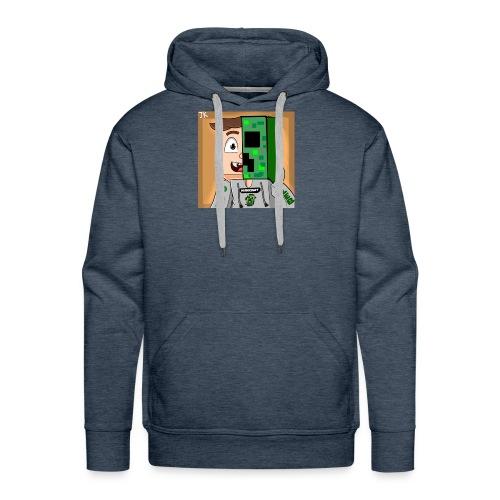 BuilderDan's Merchandise - Men's Premium Hoodie