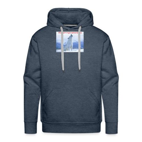 originail logo - Men's Premium Hoodie