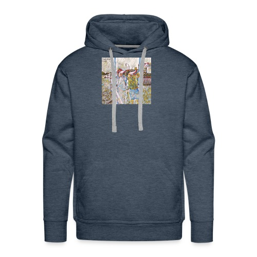 Do The Dab x2 - Men's Premium Hoodie