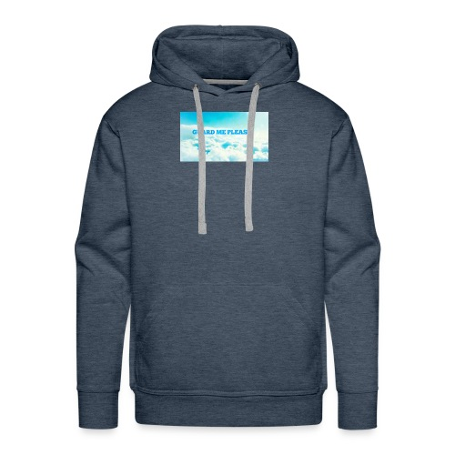Guard Me Please - Men's Premium Hoodie