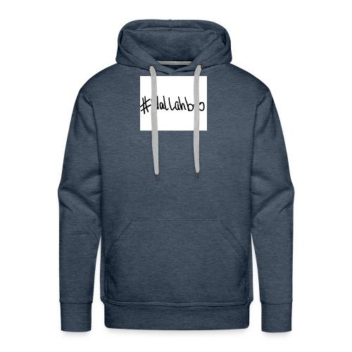 WALLAHBRO - Men's Premium Hoodie
