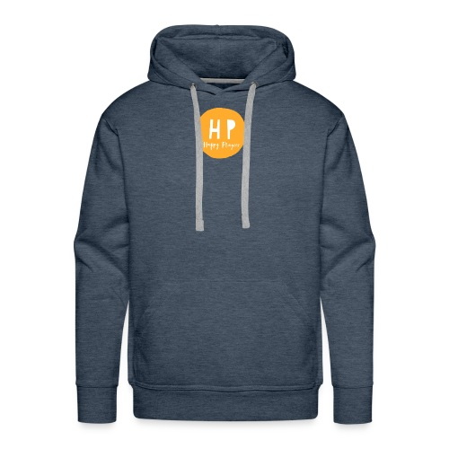 Happy Playces Logo - Men's Premium Hoodie