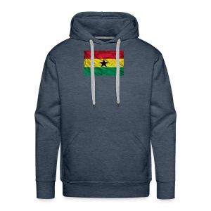 Ghana-Flag - Men's Premium Hoodie