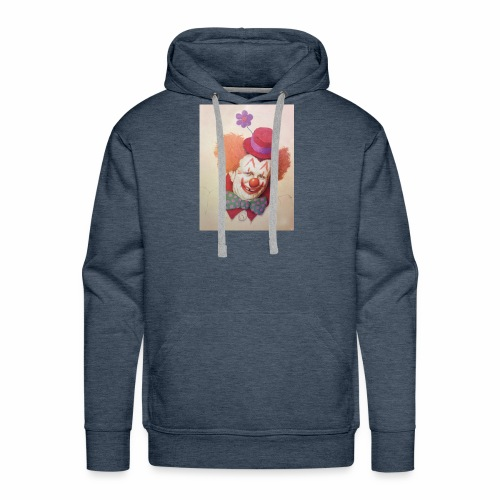 Old Clown Full - Men's Premium Hoodie