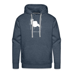 Houghton Lake, MI - Men's Premium Hoodie
