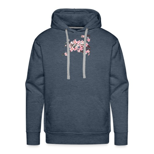 Blossoms - Men's Premium Hoodie