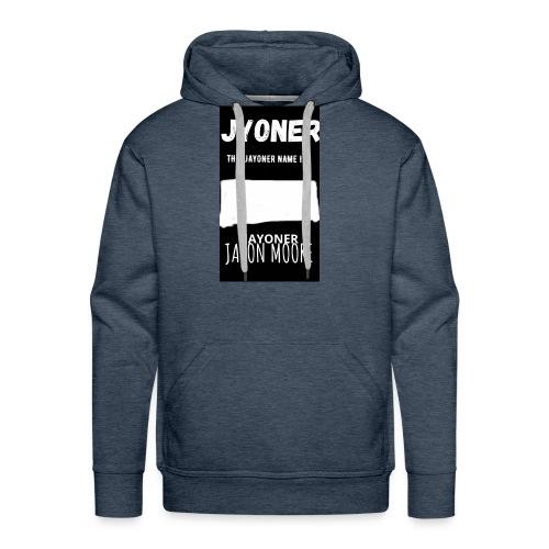 Jayon Moore merch - Men's Premium Hoodie