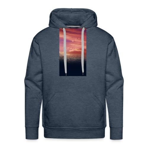 sunset - Men's Premium Hoodie