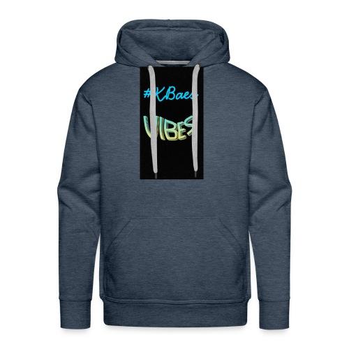 #Kbaes Vibes - Men's Premium Hoodie
