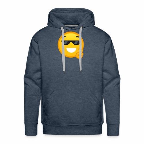 I am cool - Men's Premium Hoodie