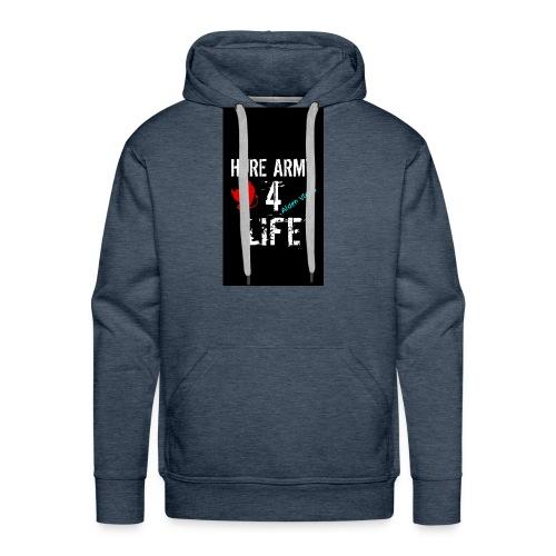 HURE ARMY 4 LIFE - Men's Premium Hoodie