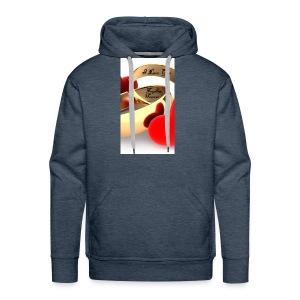 Forever Love - Men's Premium Hoodie