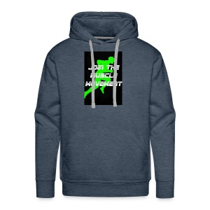 muscle movement - Men's Premium Hoodie