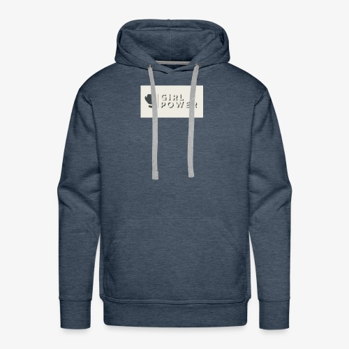 girl power - Men's Premium Hoodie